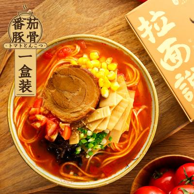 日式番茄豚骨拉面1盒装